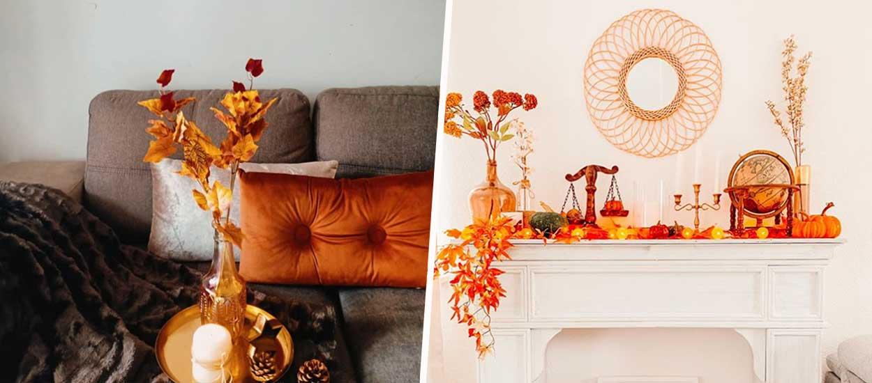 9 décorations d'automne à faire soi-même au retour d'une promenade dans la nature