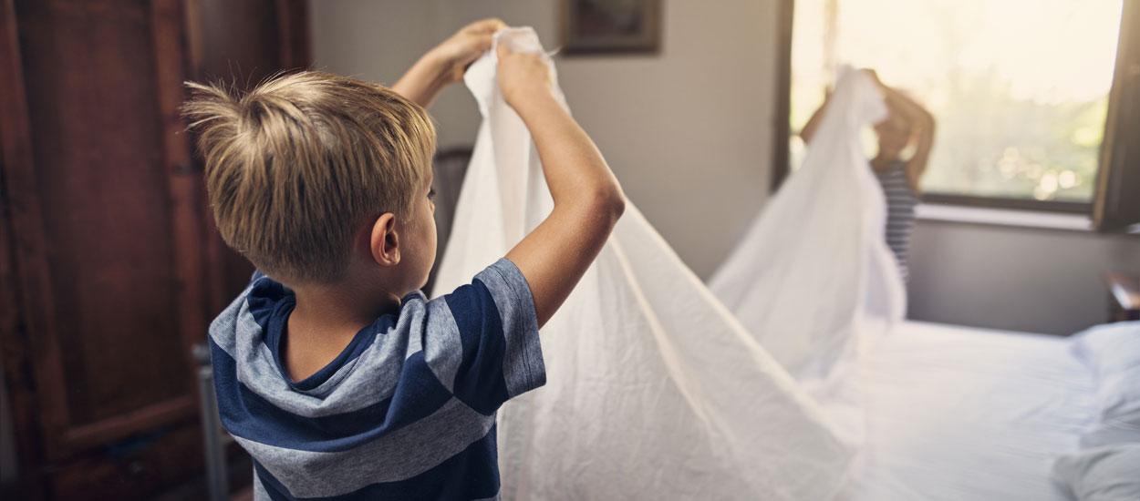 Un Britannique sur trois admet ne laver ses draps qu'une fois par an. Et les Français ?