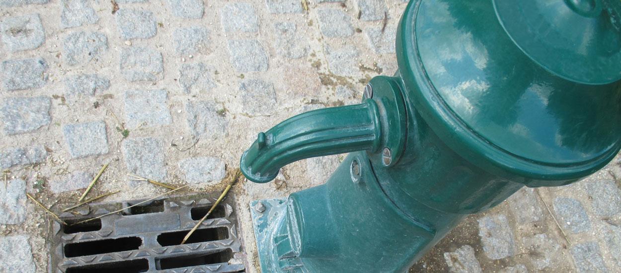 Cette carte interactive recense toutes les fontaines d'eau potable en France