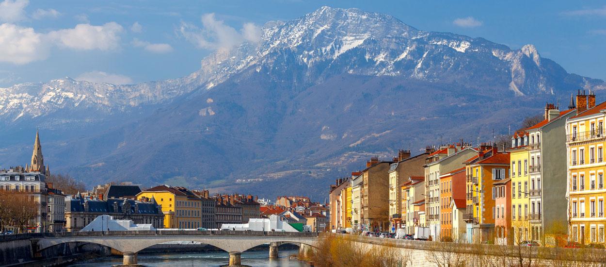 La ville de Grenoble a été élue