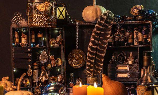 Halloween : comment réussir son cabinet de curiosités ?