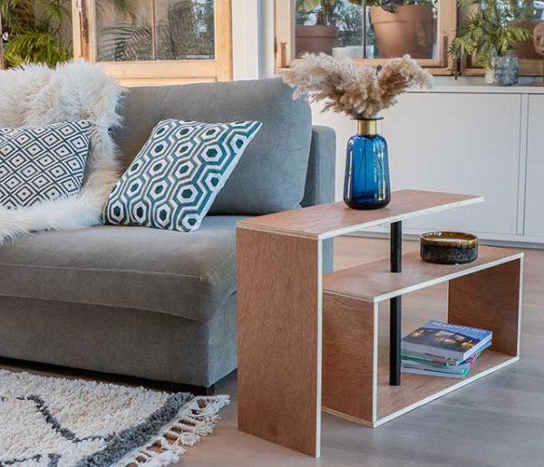 Tuto : Fabriquez un meuble d'appoint modulable