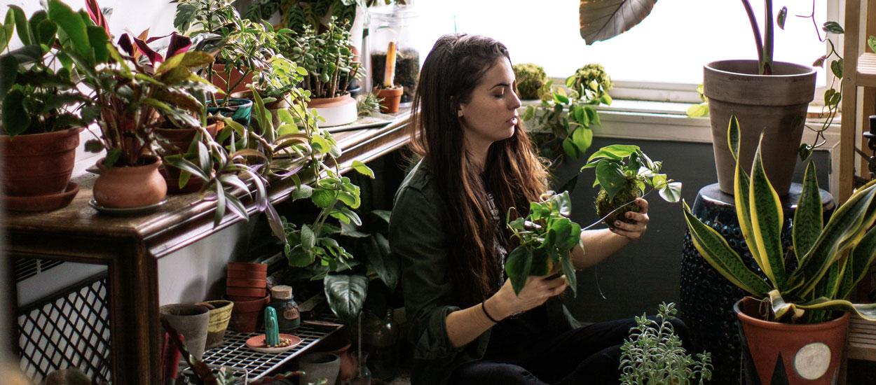 4 astuces pour que, cette fois, vos plantes survivent au confinement (si vous partez de chez vous)