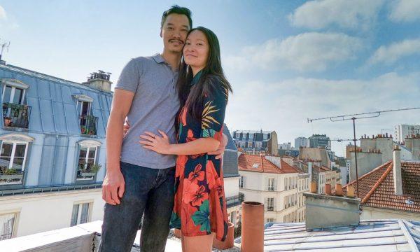 Suite au confinement, ce couple va quitter son studio à Paris pour construire une tiny house