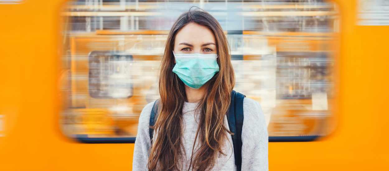 Les masques jetables pourraient être réutilisés après lavage