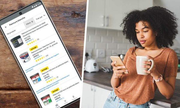 5 services que va vous rendre la nouvelle appli Castorama