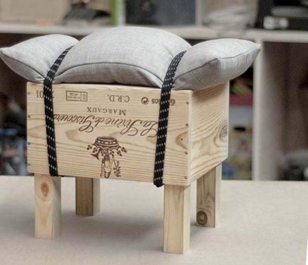 11 tutos pour construire des objets chouettes avec une caisse à vin