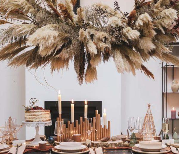 Voici toutes nos idées pour une déco de Noël authentique et nature
