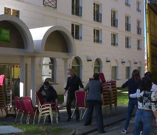 Cet hôtel savoyard offre ses meubles aux logements sinistrés par la tempête Alex