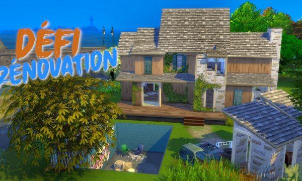 Les Sims 4 : 6 défis originaux à réaliser pour construire votre maison !