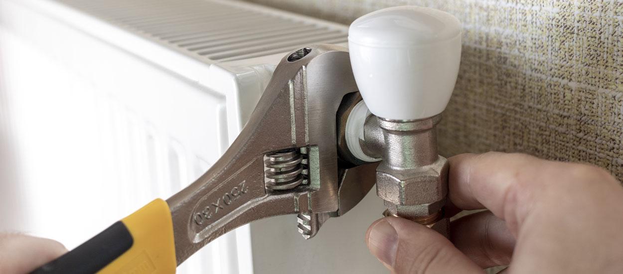 Pourquoi entendez-vous des bruits d'eau dans votre radiateur ?