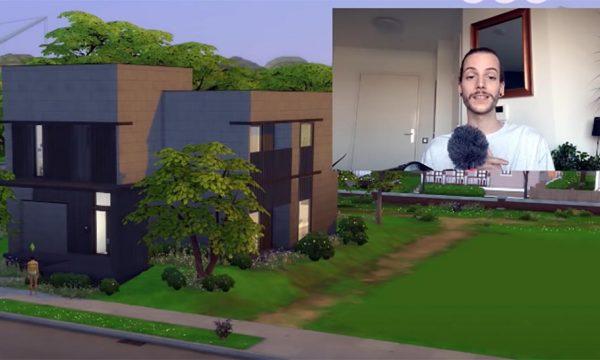 Cet architecte donne de vrais conseils déco... en jouant aux Sims !