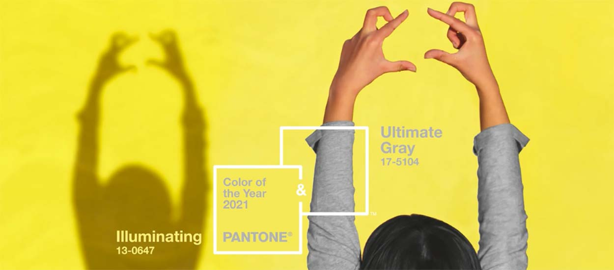 Alerte : Pantone vient de dévoiler les couleurs de l'année 2021 !