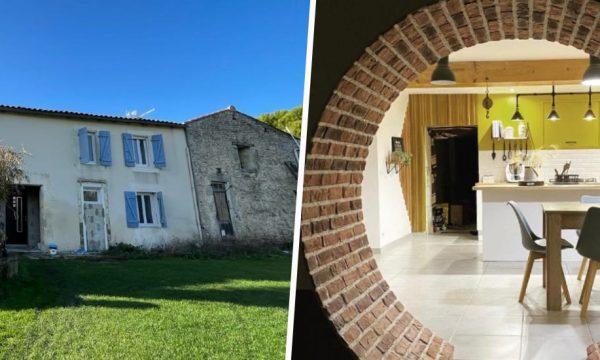 Longère et maisons en pierres : ils mènent trois rénovations de front
