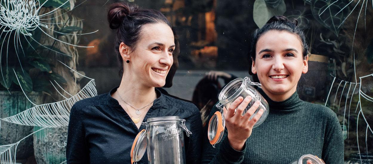 Soeurs et blogueuses zéro déchet : Claire et Camille ont concilié famille et engagement écolo