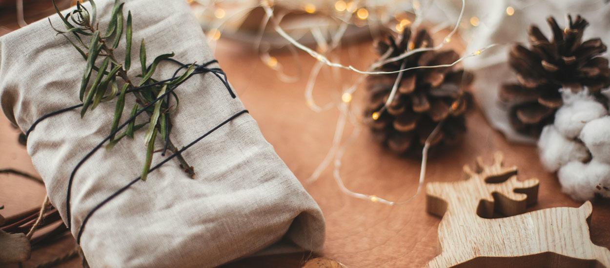 5 idées de cadeaux originaux et écolos pour les fêtes de fin d'année