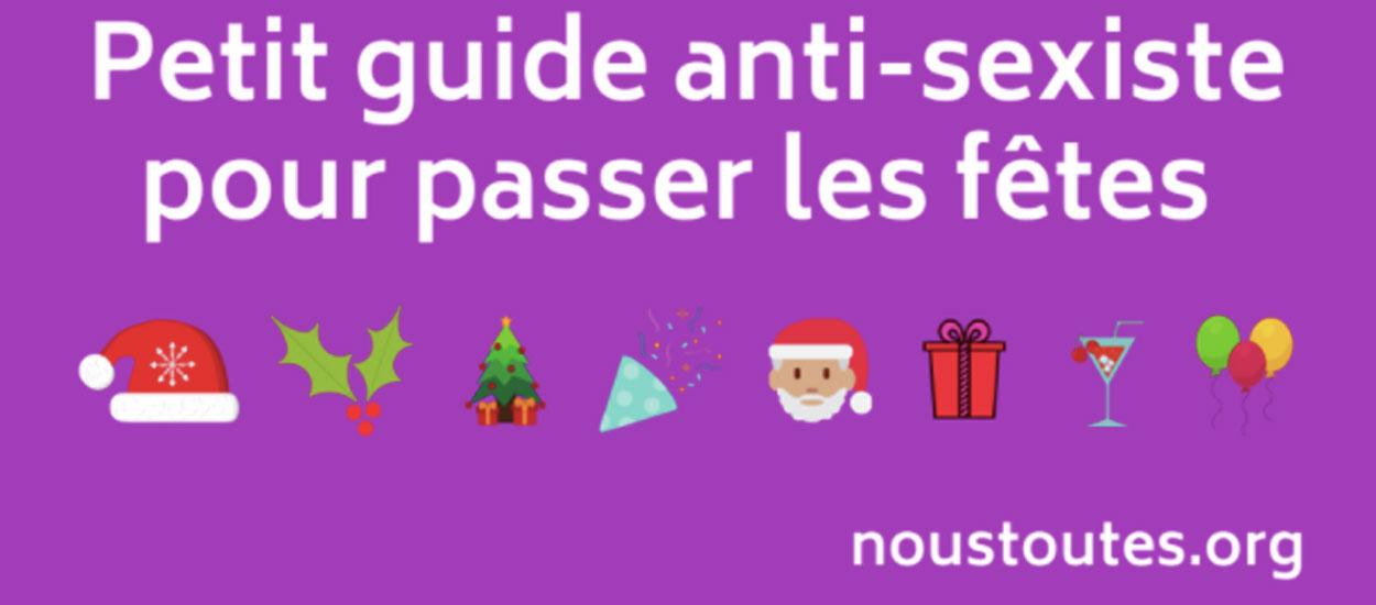 Découvrez les meilleures réparties anti-sexistes pour passer un bon repas de Noël cette année
