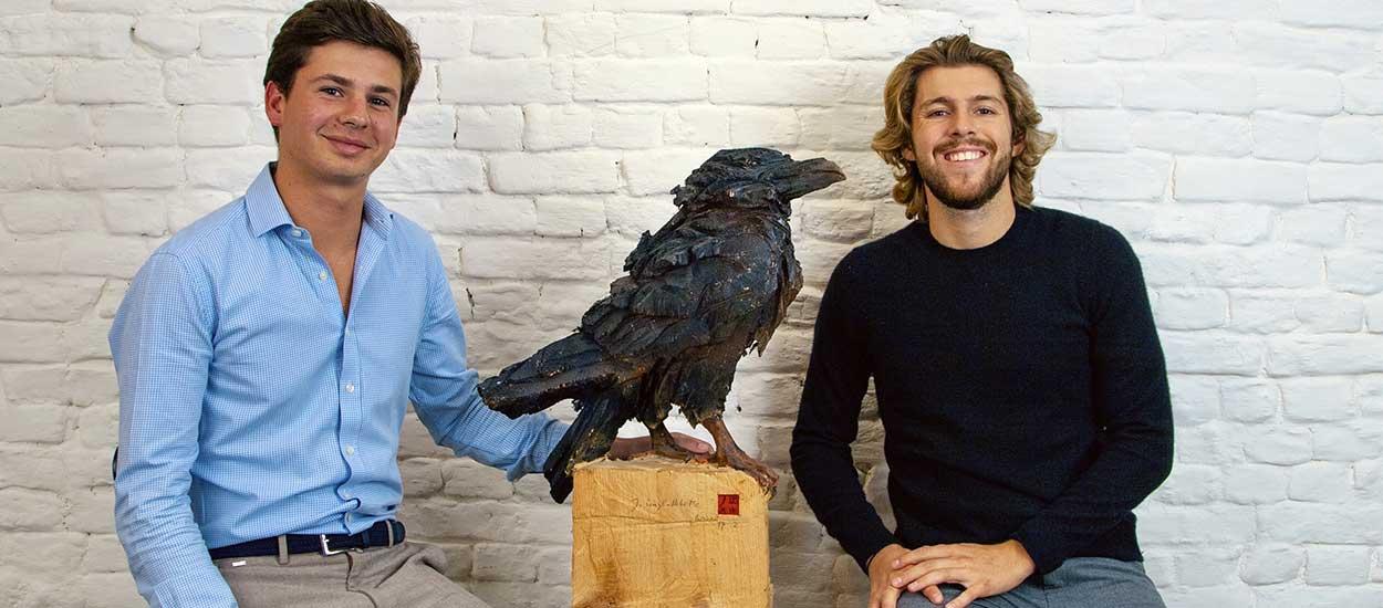 Ils apprennent aux oiseaux à ramasser nos déchets :