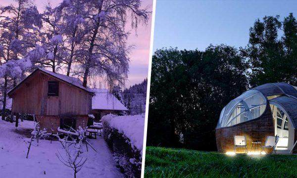 8 lieux écolo et cosy pour passer les vacances de Noël