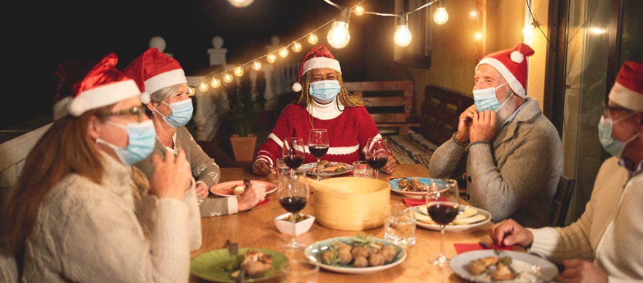 Les bons gestes à retenir pour limiter les risques de Covid à Noël : on récapitule !