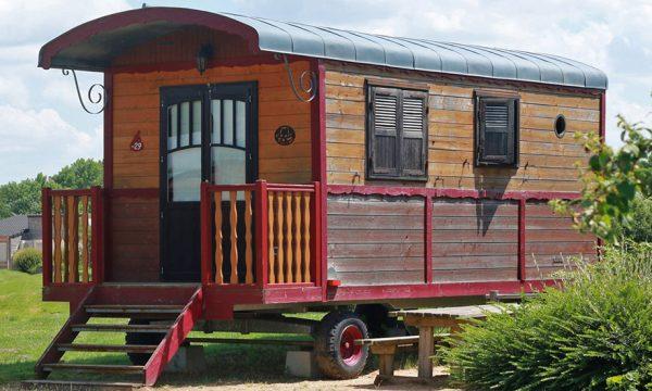 Bon plan : 45 roulottes vendues aux enchères dans le Val de Loire