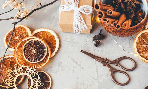10 idées parfumées pour utiliser des oranges séchées dans votre déco