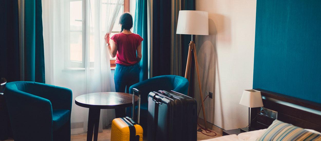 Pour être certain de faire le bon choix, passez la nuit dans une maison avant de l'acheter !