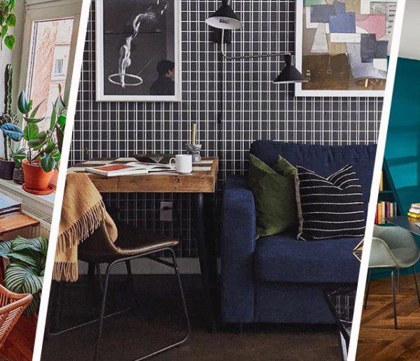 Ces bureaux repérés sur Instagram vont vous donner envie de télétravailler plus souvent