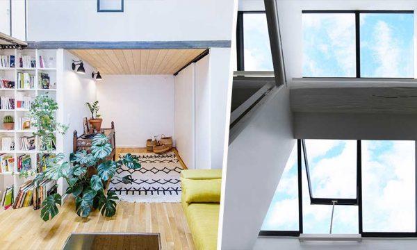 Avant / Après : un appartement orienté plein Nord et lumineux, c'est possible !