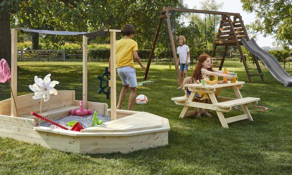6 idées pour profiter du jardin en famille