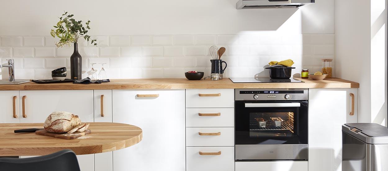 Conseils d'archi pour concevoir une cuisine au look minimaliste