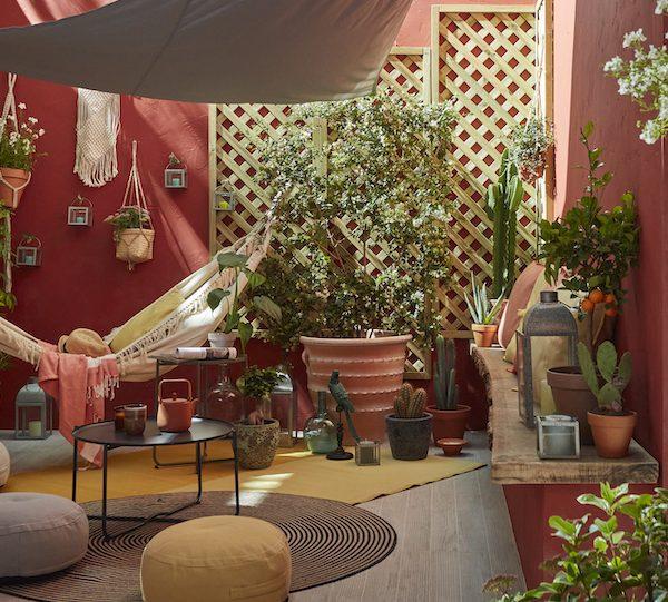 Comment créer une terrasse bohème chez vous ?