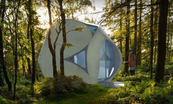 Voici la maison du futur construite en 3D qui coûte moins de 30 000 euros