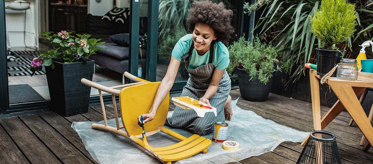 Sur cette plateforme, trouvez l'artisan qui relookera vos meubles vintages !