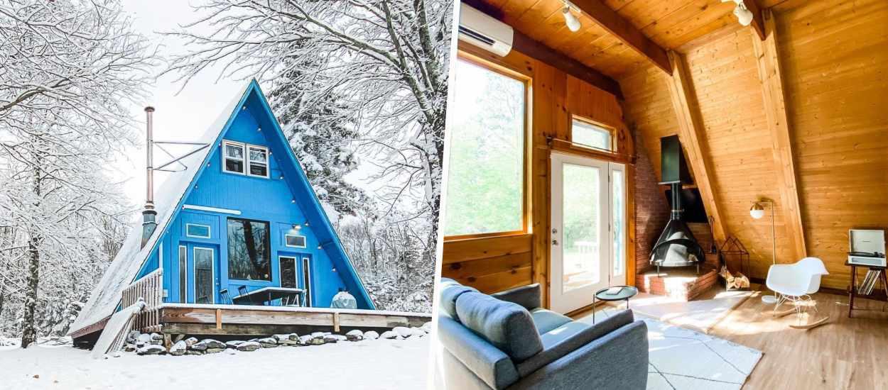 Découvrez les plus belles maisons et cabanes