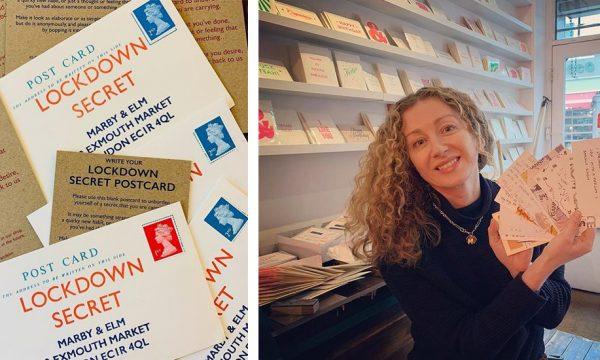 Les Anglais dévoilent leurs secrets de confinement par carte postale