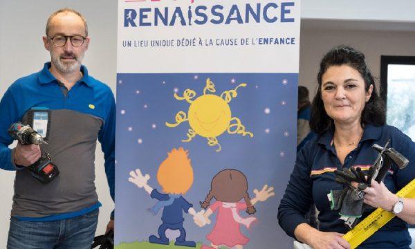 Cette association offre un hébergement aux familles des enfants hospitalisés