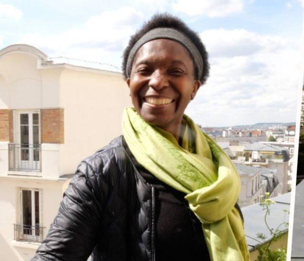 Valéry Tsimba cultive un potager abondant sur son balcon de 4 m²