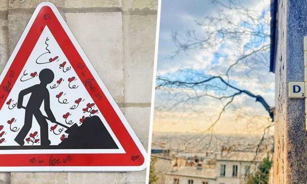 6 œuvres de street art qui rendent la vie en ville plus douce