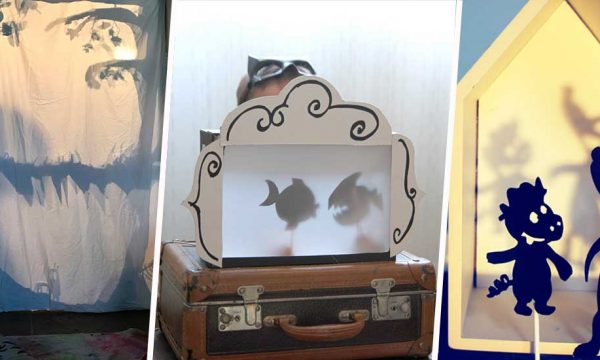8 idées pour créer un théâtre d'ombres chinoises avec vos enfants
