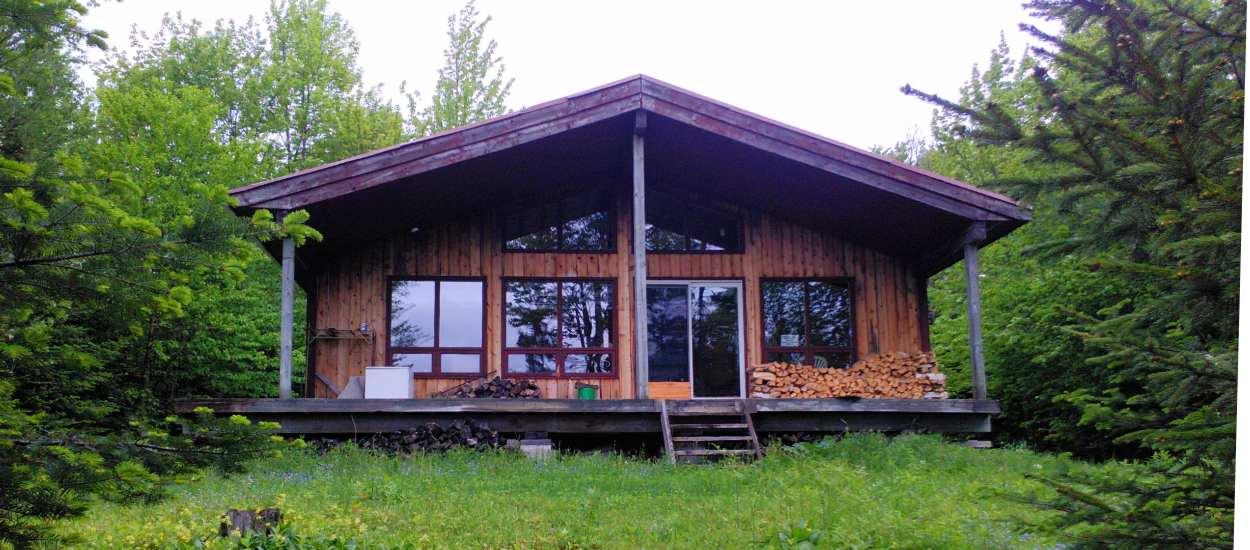 A-t-on le droit de construire une maison en pleine forêt ?