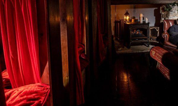 Une Britannique, fan de Harry Potter, a reproduit le dortoir de Gryffondor