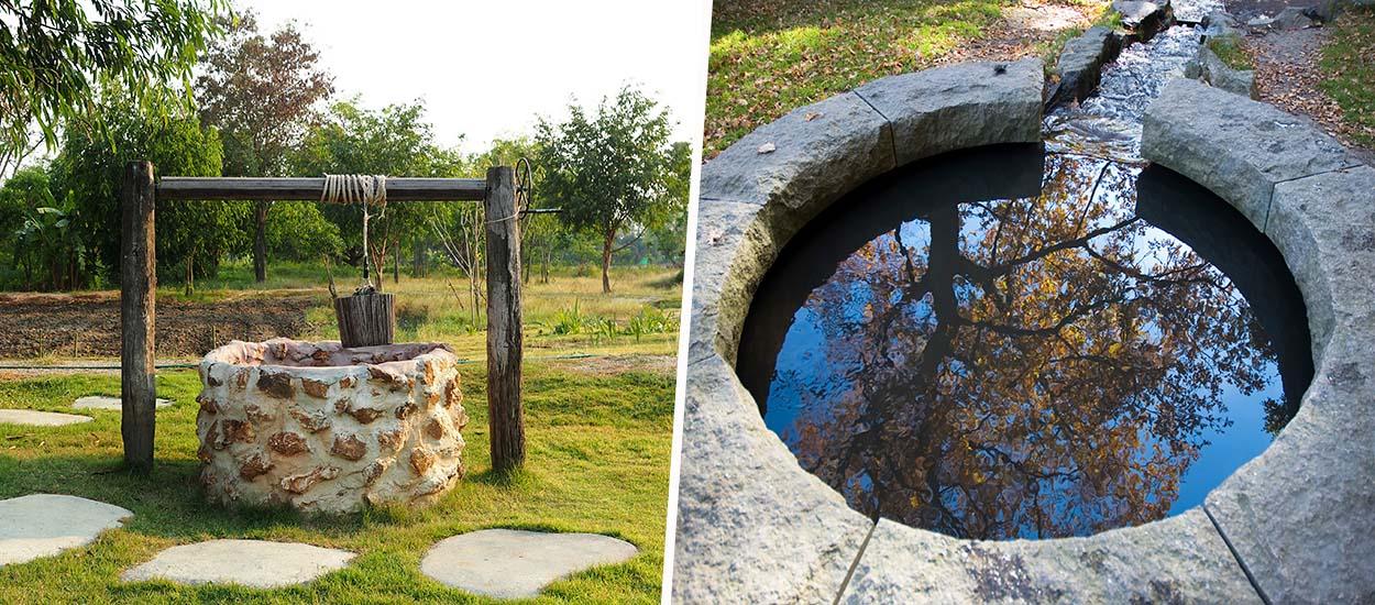 Comment aménager un puits dans son jardin pour être plus autonome en eau ?