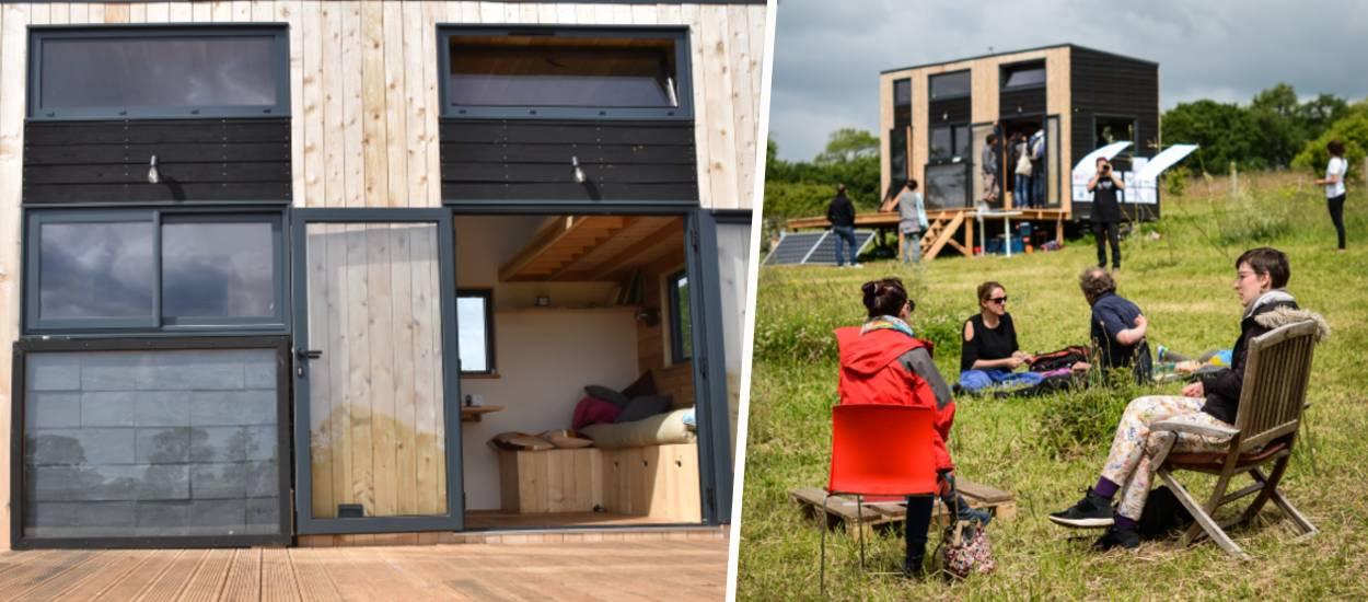 De la douche à recyclage au chauffage solaire : bilan d'un an de vie dans une maison low-tech