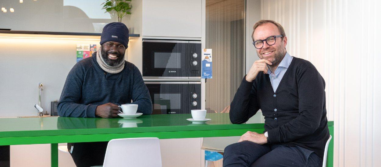 À Nantes, les Bureaux du coeur hébergent des sans-abris dans des entreprises