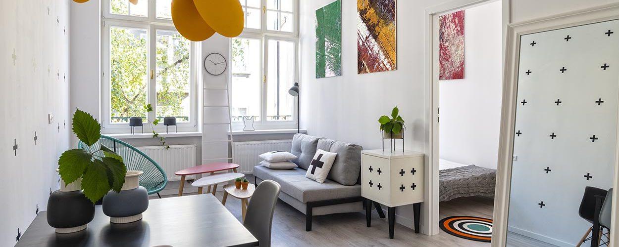 Nos astuces pour agrandir visuellement votre petit appartement sans gros travaux
