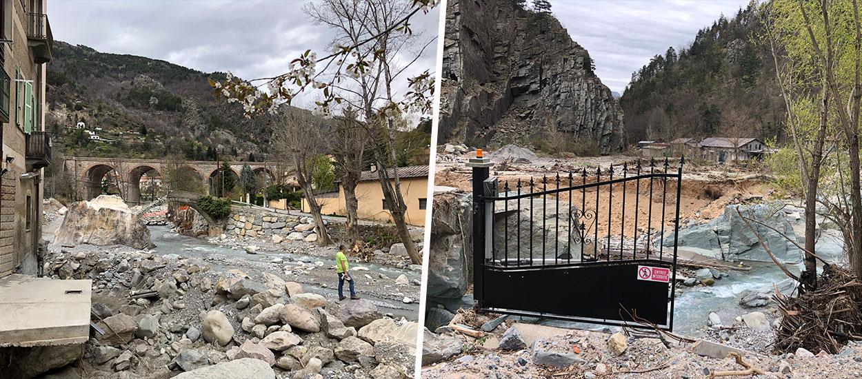 Tempête Alex : des bénévoles participent à des chantiers solidaires pour aider les sinistrés