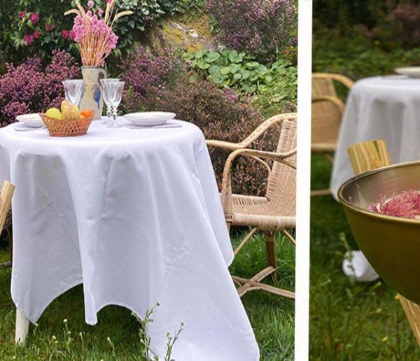 Tuto : Réalisez des bougeoirs en matériaux naturels pour éclairer vos soirées au jardin