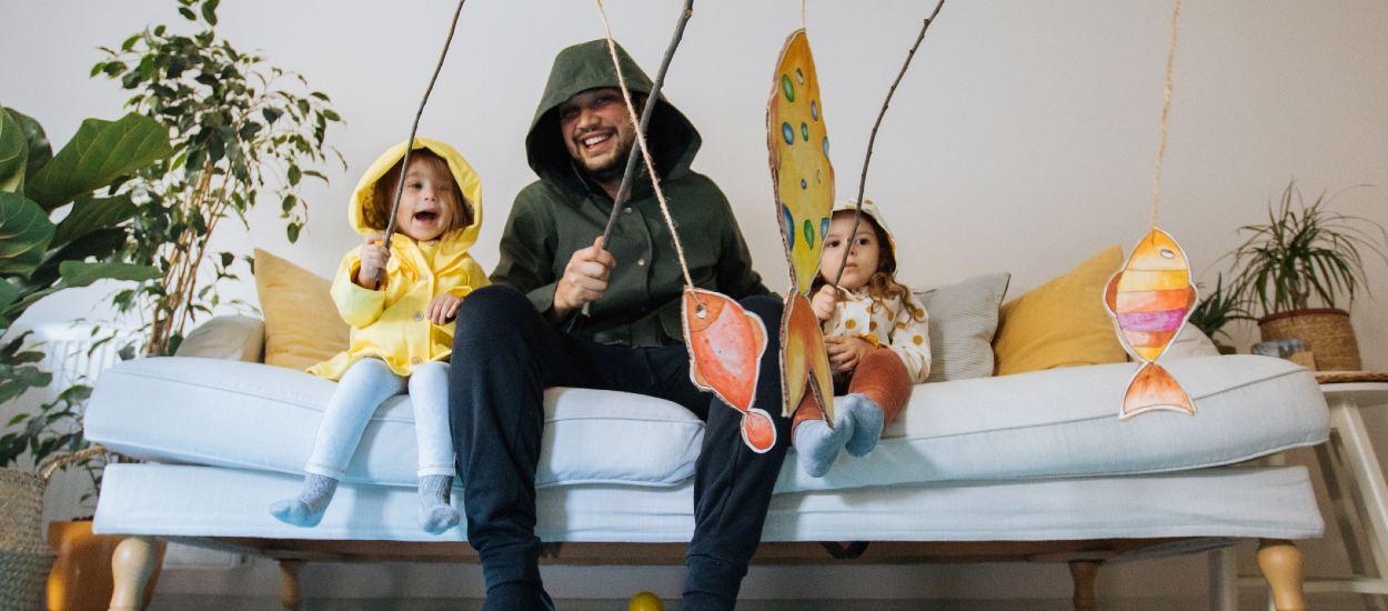 6 idées de jeux qui sortent de l'ordinaire pour les enfants qui s'ennuient