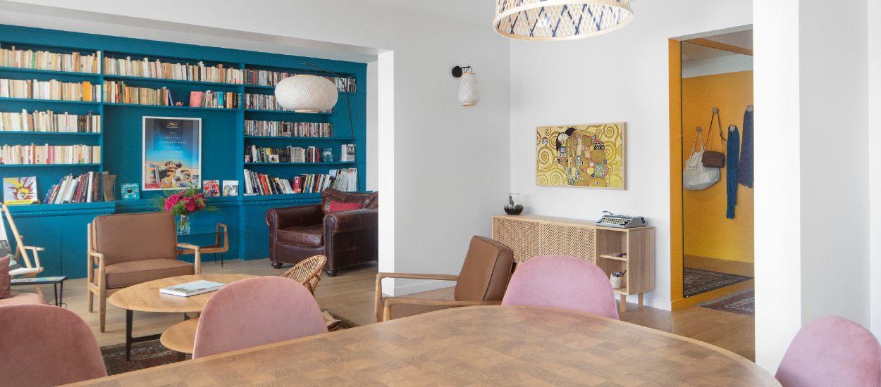 Un appartement familial haut en couleurs: 5 idées déco surprenantes et faciles à reproduire